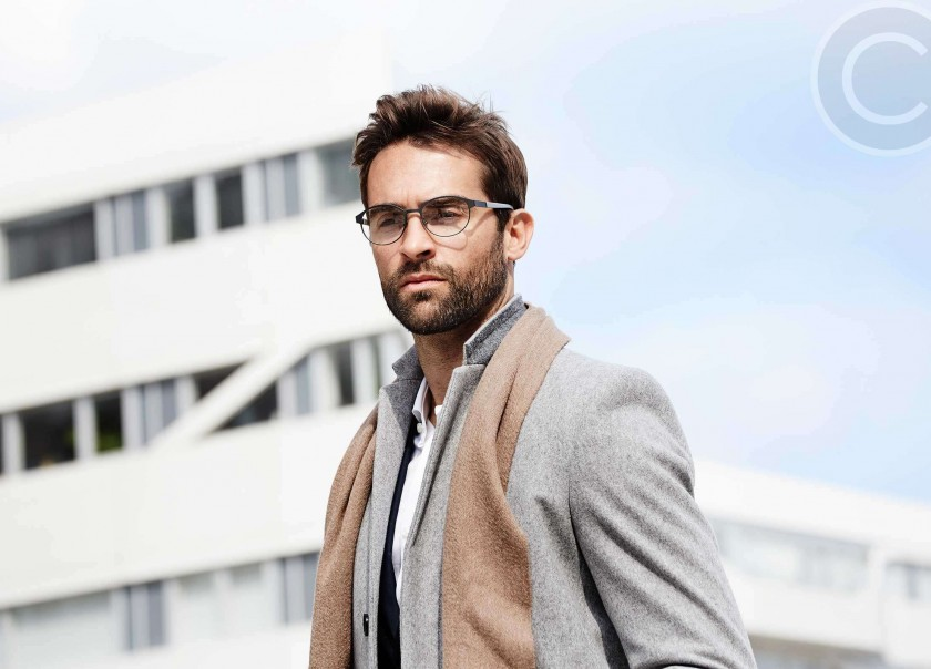 How To Look Cool Wearing Glasses.