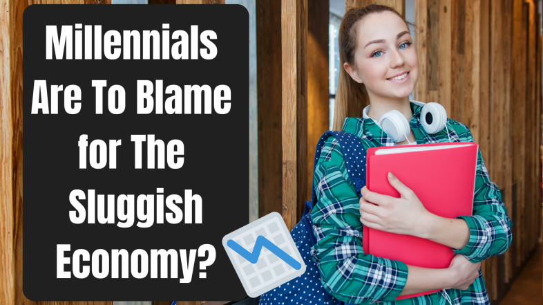 Richboywayne Reacts: Millennials Are To Blame for The Sluggish Economy